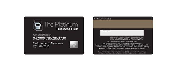 TPBC Membership Cards on Behance