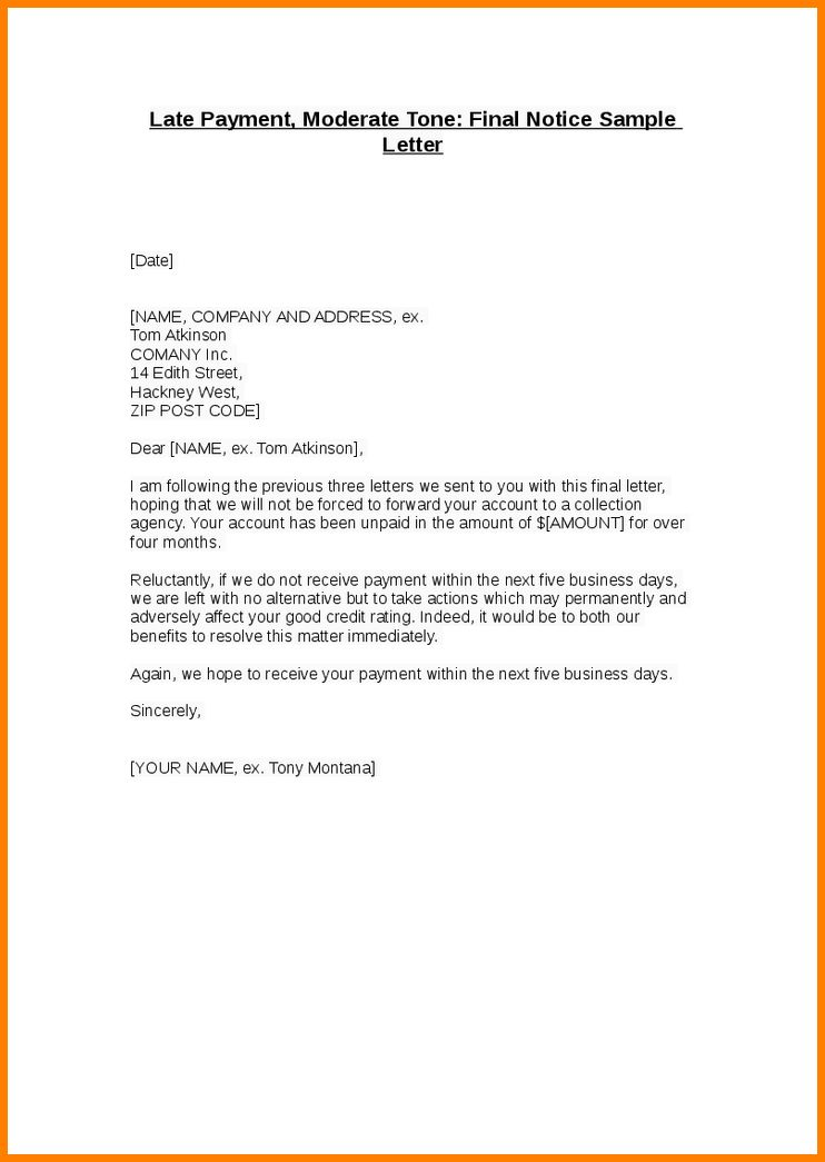 5+ draft demand letter for payment | cashier resumes