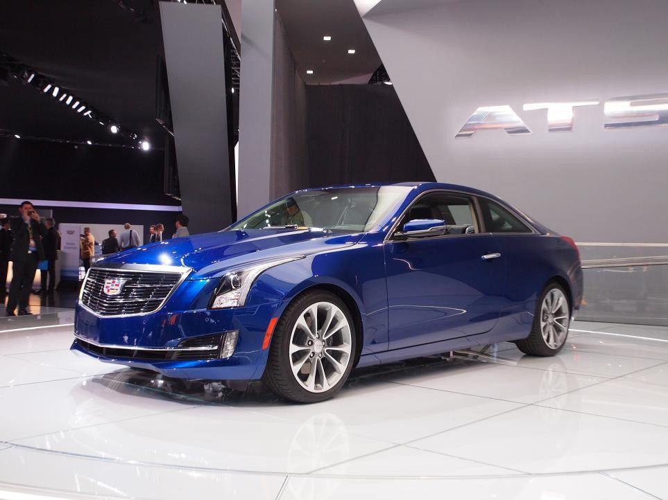 Rendering: Cadillac ATS Would Make a Nice Convertible