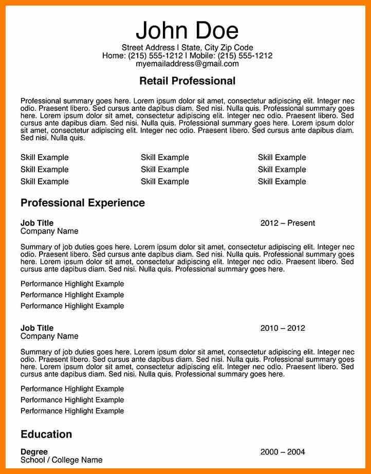10+ retail resume examples 2017 | sephora resume