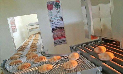 Bahrain's bakery serves over 3000 Syrian families | DT News Bahrain