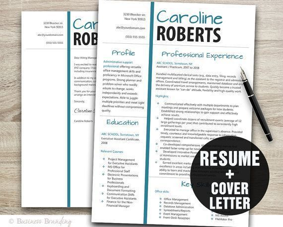36 best Teaching Resume/Cover Letter/Interview images on Pinterest ...