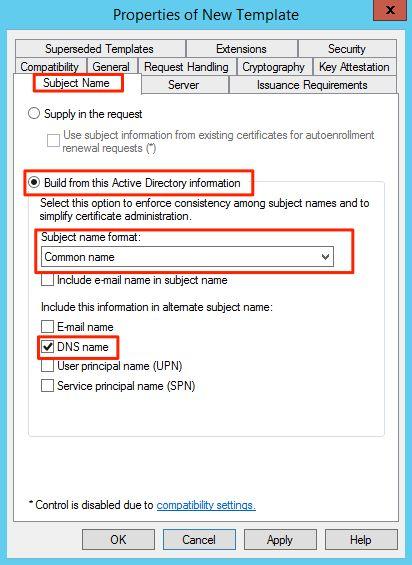 WinRM SSL Certificate Deployment via GPO