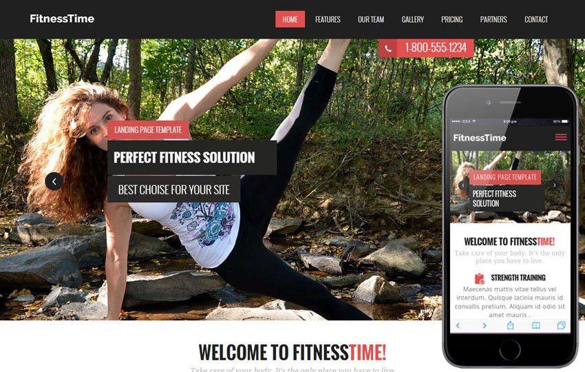 Fitness - w3layouts.com