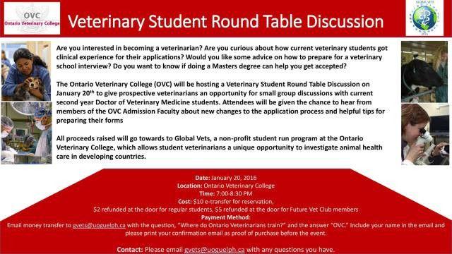 Global Vets | Student Veterinarians Sharing a Global Vision