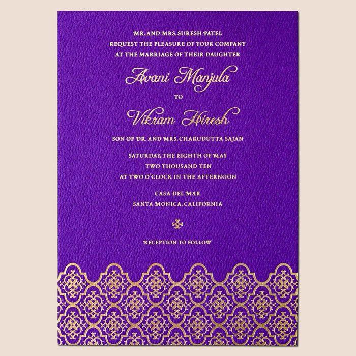 Wedding Card Ideas India | Wedding Images | Pinterest | Wedding ...