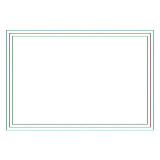 4x6 photo template word