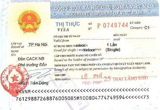 E Visa Vietnam - Vietnam Evisa Online (Electronic-Visa)!