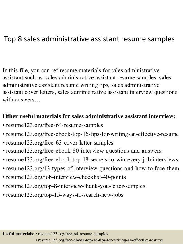 top-8-sales-administrative-assistant-resume-samples-1-638.jpg?cb=1428556598