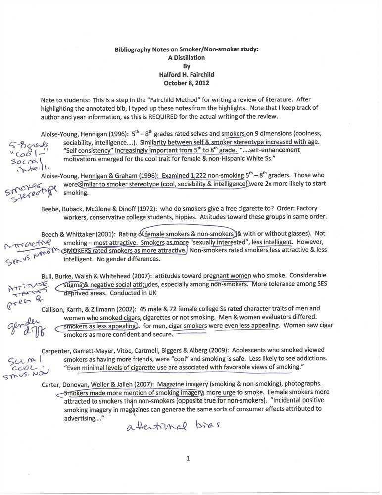 Annotated Bibliography For Nursing Example