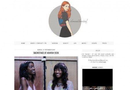 Fashion Blogger Templates - idthed.Fashion Blogger Templates - idthed.