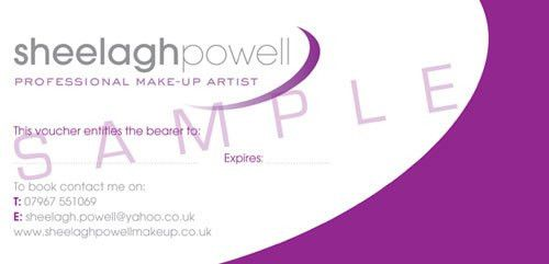 Makeup Artist Brighton, Wedding Make Up - Sheelagh Powell