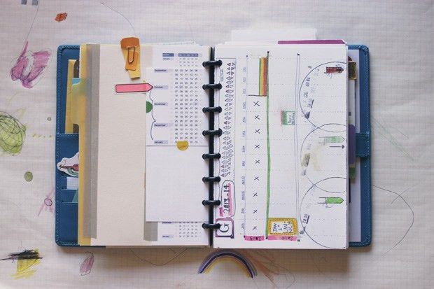 Discbound or bust | Arc planner, Planner template and Planners