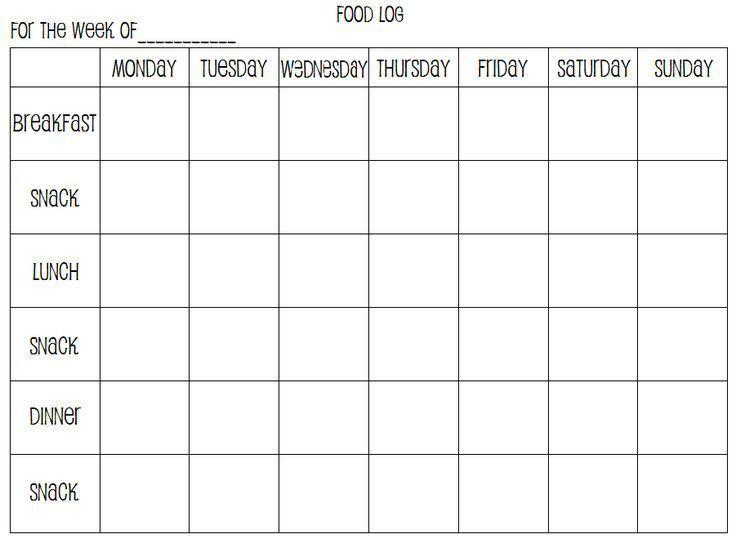 Best 25+ Food log ideas on Pinterest | Food journal printable ...