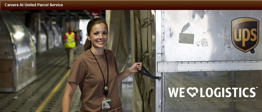 UPS – Part Time Package Handler – Seasonal / Entry level Jobs at ...
