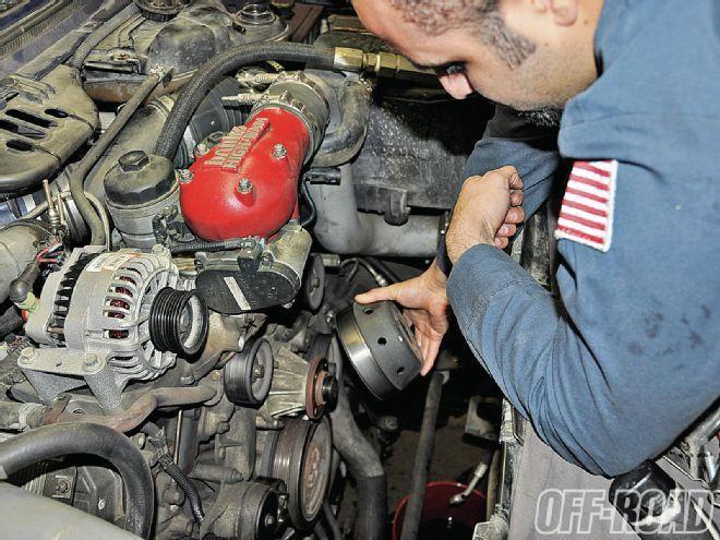 1206or 02+bulletproofs New Water Pump Bulletproof Diesel Aluminum ...