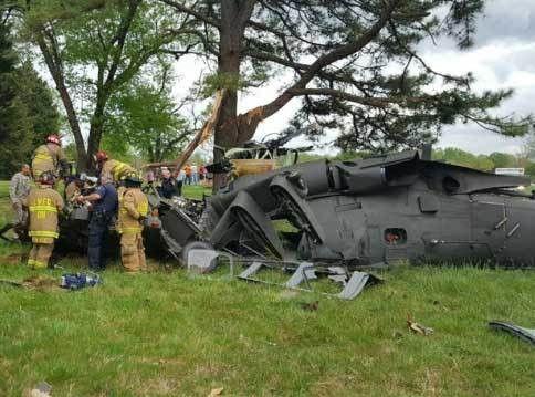 ARMY AIR CREWS: UH-60 Black Hawk Crewmembers Line of Duty Deaths