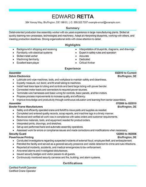 Customer Service Resume | Free Resume Templates