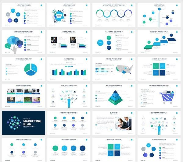 10+ Marketing Presentation Templates – Free Sample, Example Format ...