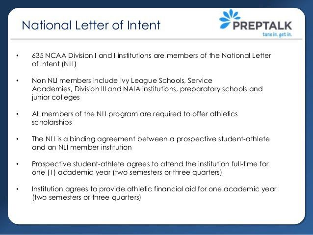 College recruiting part_1 (NCAA, Eligibility, NLI)