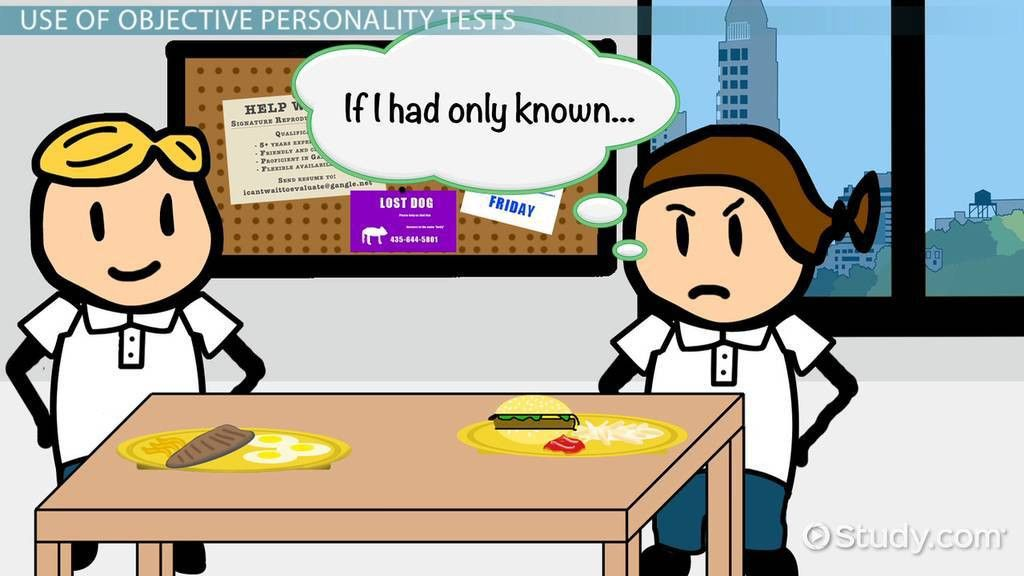 Objective Personality Tests: Advantages, Examples & Definition ...