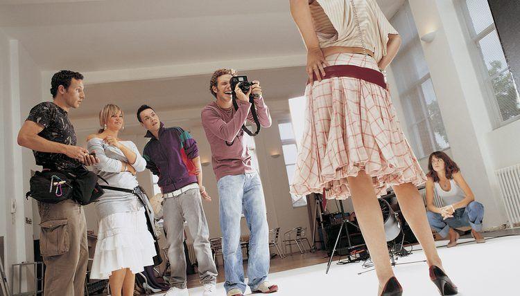 The Model Booker Job Description | Career Trend
