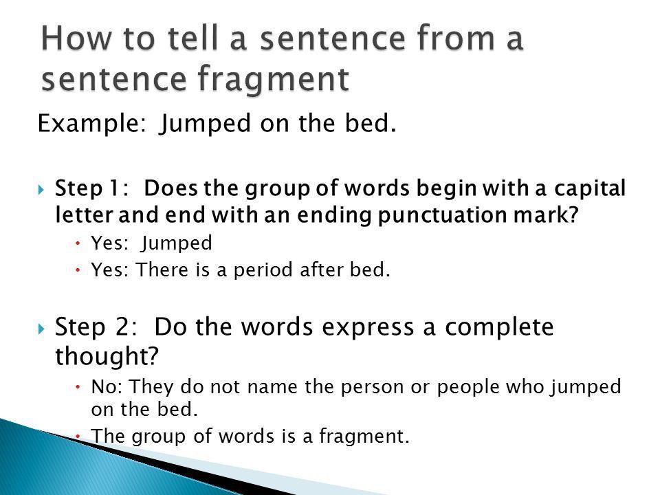 Grammar Woot!.  A group of words that expresses a complete ...