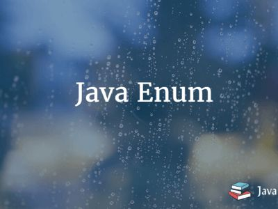 Java Enum example with advantages and disadvantages - Hashnode