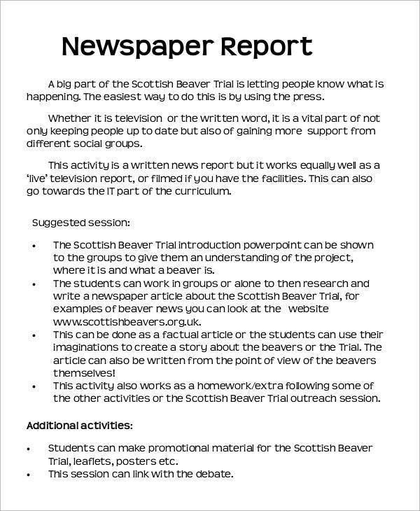 News Report Template. Powerpoint Book Report Template Gamequarium ...