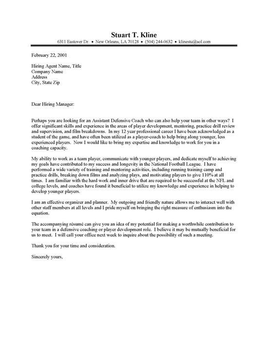 great examples of cover letters resume best cover letter i ve ever ...