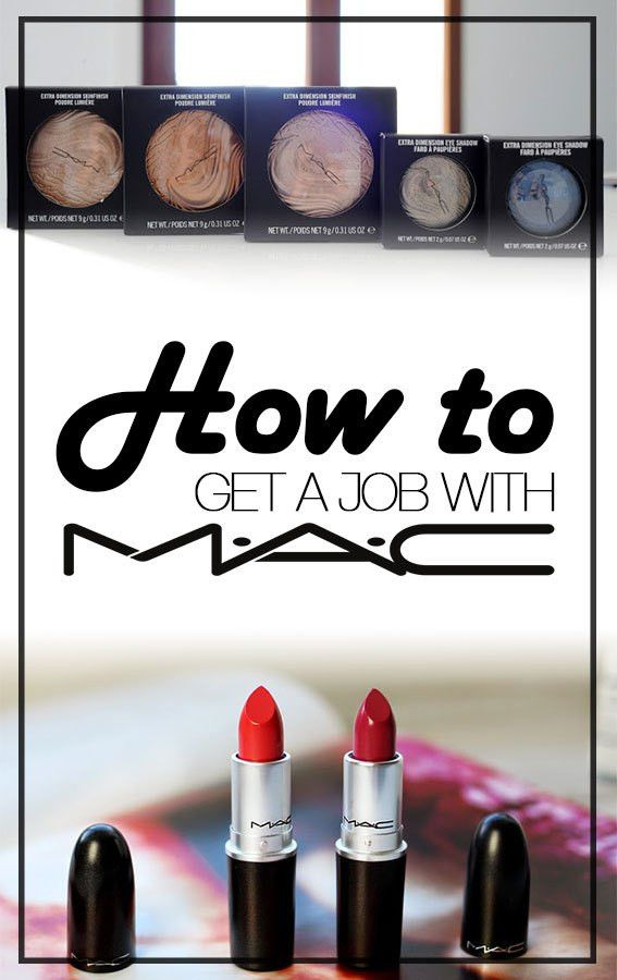 Getting a job with M.A.C Cosmetics   Pt.1 The Interview Process ...