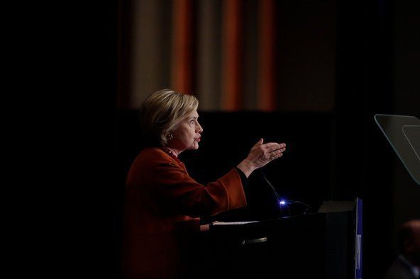 Hillary Clinton Roundly Criticized for Referring to the Unborn as ...