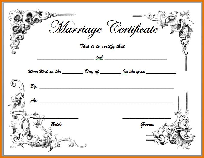 Word Certificate Template.Marriage Certificate Template.png ...