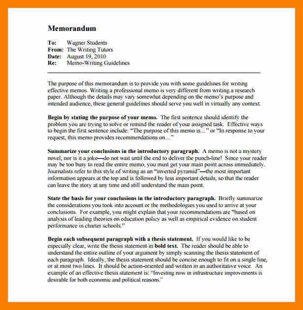 Memo EssayFormal Memo. 7+ Army Memorandum Template Pdf | Teller ...