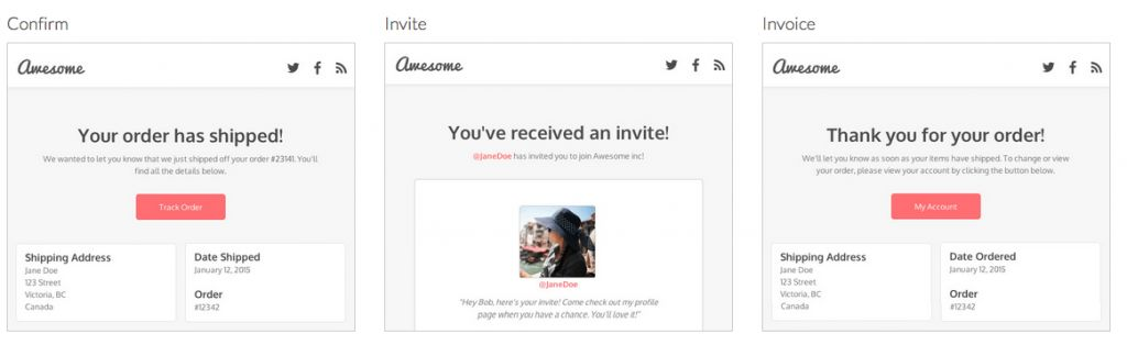 12 Completely Free Email Templates Resources – The Iterable Blog