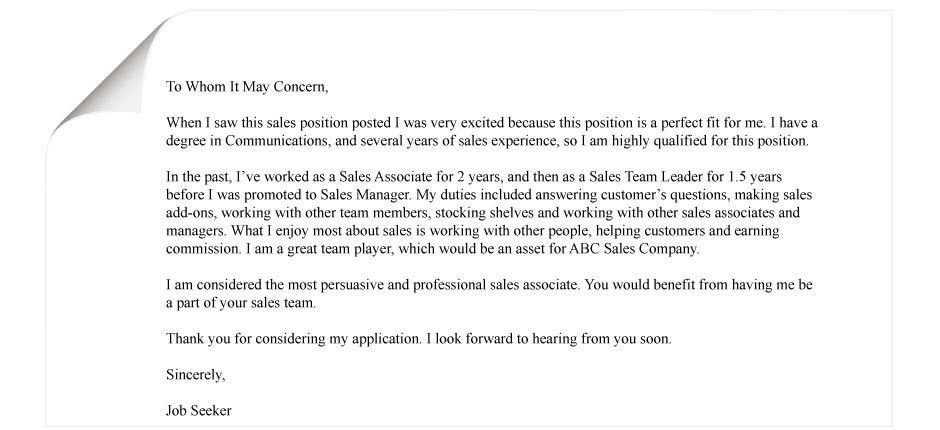 Simple ways to turn a bad cover letter into a great one