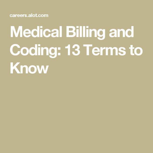 Best 25+ Medical billing ideas on Pinterest | Medical billing and ...