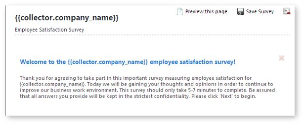 Constructing Your Survey from a FluidSurveys Template - FluidSurveys