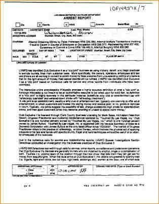 10+ fake police report | academic resume template