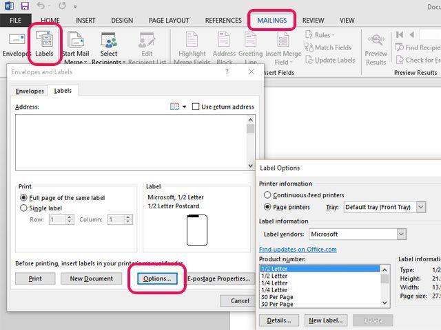 How to Make File Folder Labels in Microsoft Word   Techwalla.com
