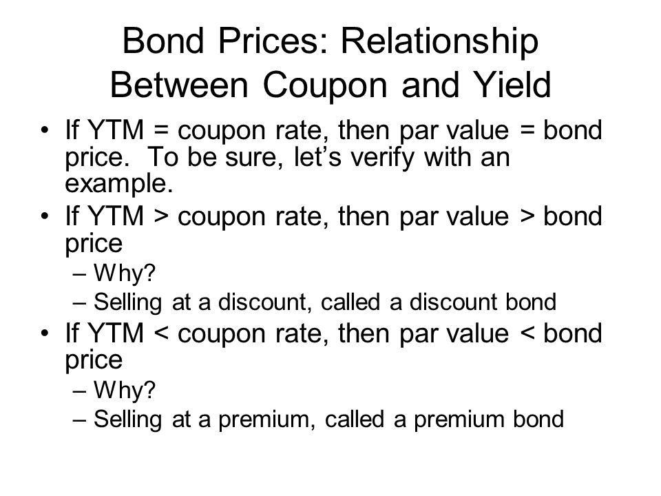 Chapter 6 Interest Rates and Bond Valuation. Bond Definitions Bond ...