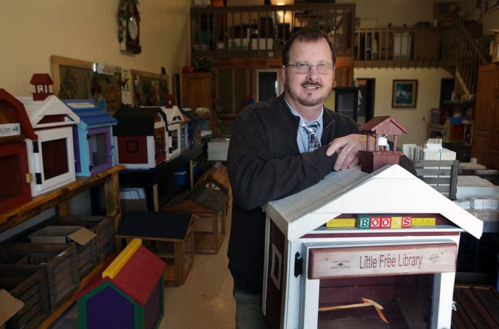Spread the words: Little Free Libraries find global following ...