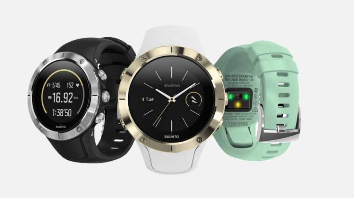 Suunto's Spartan Trainer Wrist HR slims down but stays feature-packed