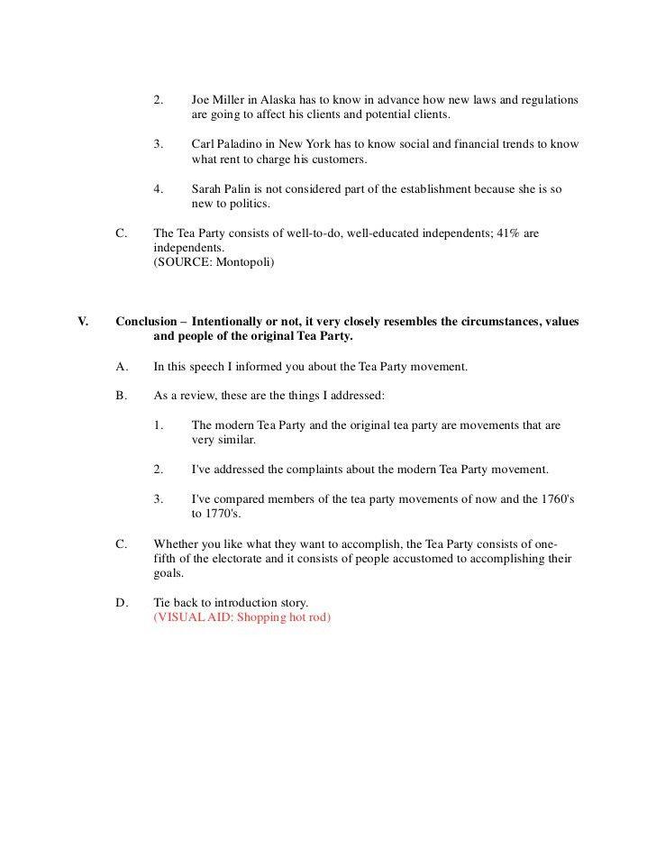Informative speech outline v3 006