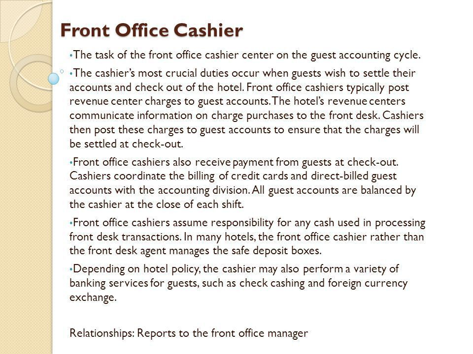 hotel jobs job description front desk agent 17000jez. a hotel ...