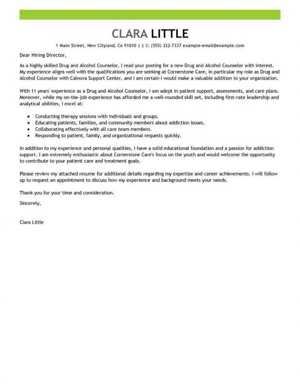 Cover letter admissions counselor Purchasing Custom PhD within ...
