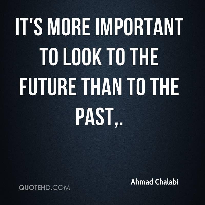 Ahmad Chalabi Quotes | QuoteHD