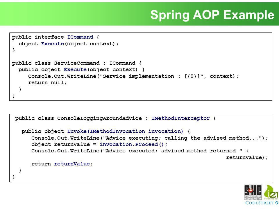 Introduction to Spring.NET. - ppt download