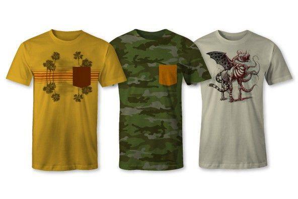 T-Shirt Mockup Templates - Graphics - YouWorkForThem