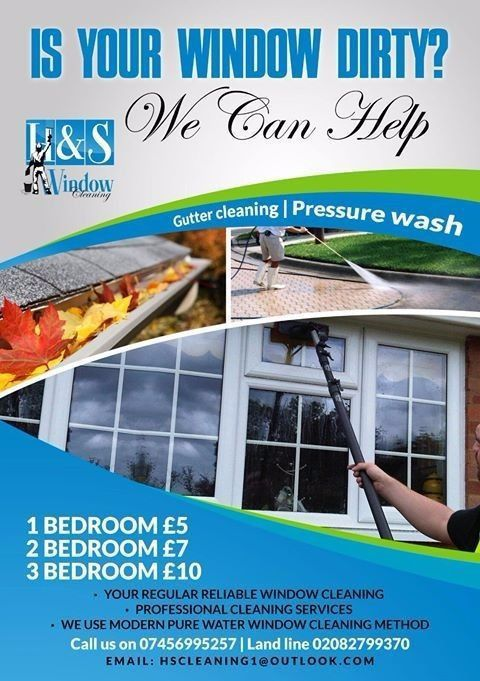 REGULAR WINDOW CLEANING, PRESSURE WASH,GUTTER CLEANING | in East ...